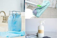6 Chemical-Free Solutions to Cleaning Your Bathroom