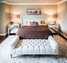 Recamier: conforto e charme na decoração
