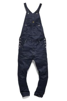G-Star Raw Overalls – A Crotch Salopette by Marcus Troy
