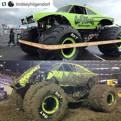 Monster Charger by Gas Monkey Big Monster Trucks, Monster Mud, Gas Monkey Garage, Sweet Cars, Four Wheel Drive, Diesel Trucks, Lifted Trucks, Heavy Equipment, Rc Cars