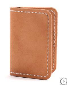 Kenton Sorenson Leather Natural Wallet