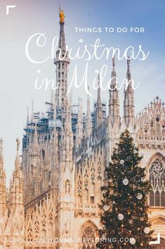 Ten things to do in Milan during the Christmas period!