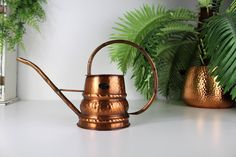Excited to share the latest addition to my #etsy shop: Copper Watering Can, Vintage Watering Can, Swiss Watering Can, Mid Century Modern Watering Can, German Style Watering Can, Vintage Garden #housewares #outdoor #gardendecor #copper #fathersday #copperwateringcan #germanwateringcan #indoorwateringcan #vintagewateringcan