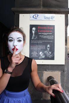 Mime Makeup, Cute Clown