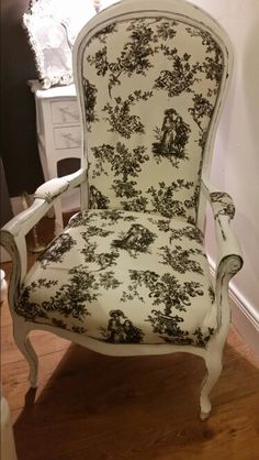 My french chair