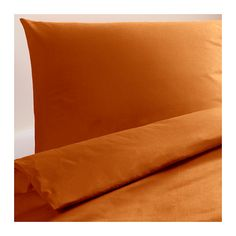 IKEA - DVALA, Quilt cover and 2 pillowcases, 240x220/50x80 cm, , Concealed press studs keep the quilt in place.