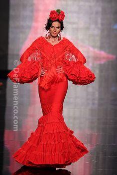 Fotografías Moda Flamenca - Simof 2014 - Javier Garcia 'Tangobertura' Simof 2014 - Foto 02