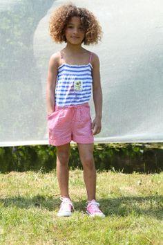 Jumpsuit uit de grote meiden Cakewalk Spring & Summer collection 2014 #Cakewalk #KikiBo www.kikibo.nl