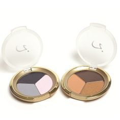 Triple Eye Shadow  Our shadows resist creasing and blend easily! Use wet or dry.