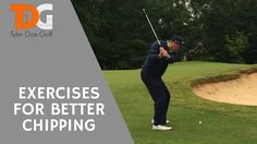 Exercising is great for golf. In fact, it is one of the best things you can do to improve your game. golf is . Golf Chipping, Golf Instruction, Golf Exercises, Play Golf, Golf Tips, Baseball Field, You Can Do, Improve Yourself, Golf Courses