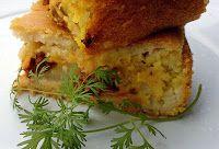 Torta Crocante com Veggies