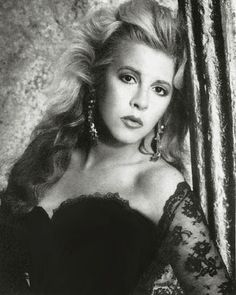 Young Stevie Nicks is my life
