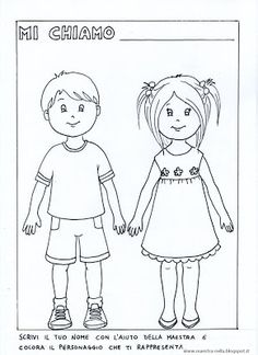People and places coloring pages   Free printable, Child and Free