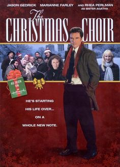 The Christmas Choir Hallmark Channel DVD Best Christmas Movies, Hallmark Christmas Movies, Christmas Shows, Hallmark Movies, Holiday Movies, Christmas Classics, Christmas Holiday, Hallmark Weihnachtsfilme, Hallmark Channel