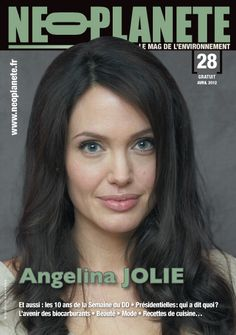 Angelina - so beautiful here.