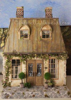 La Maison de Campagne Dollhouse