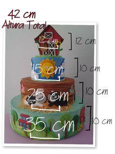 Bolo Fack, Cupcake Cakes, Cupcakes, Bernardo, Samar, Cake Art, First Birthdays, Barbie, Birthday Cake