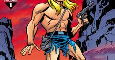 """Prepare to take part in one of the greatest adventures from the infinite future of the DC Universe, and join the industry's top creative teams in a round-robin, no-holds-barred, storytelling extravaganza titled THE KAMANDI CHALLENGE! Born from the mind of Jack """"King"""" Kirby, the post apocalyptic Earth of Kamandi has been a fan favorite for decades, and now 14 intrepid teams of writers and artists build on this incredible foundation and take the title character on an epic quest to find his…"""