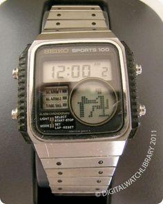 SEIKO - D138-5040 AO. - Sports - Vintage Digital Watch - Digital-Watch.com
