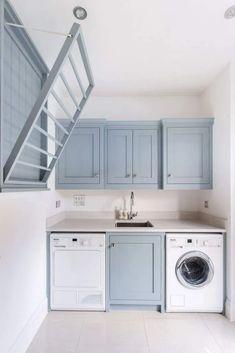 Laundry Room Layouts, Laundry Room Remodel, Laundry Room Cabinets, Small Laundry Rooms, Laundry Room Organization, Laundry In Bathroom, Laundry Decor, Organization Ideas, Storage Ideas