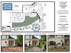 Professional landscape designer...Cathy Testa.  Love her ideas and work!