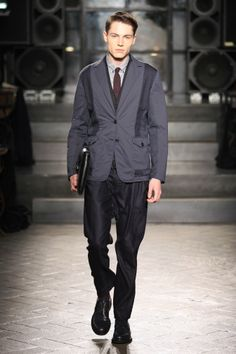 ANTONIO MARRAS FALL WINTER 2014 MEN'S COLLECTION – MILANO FASHION WEEK