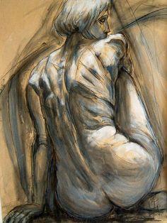 Yves Grandjean artiste peintre et sculpteur. Oeuvre techniques mixtes.