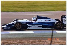 Paul Stewart - Cosworth 93D Cosworth AC - Paul Stewart Racing Reynard - BRDC International Trophy - 1993 International F3000 Championship, round 2 - © Antsphoto