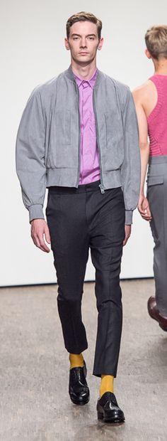Ivanman SS16 Menswear Fashion. TENMAG Web April 2016