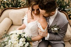 Real life couple Jaida and Jamie practicing up for their own wedding happening this summer. Visit our blog to see more from thsi beautiful spring mountain wedding inspiration! Rose Wedding, Wedding Trends, Real Weddings, Real Life, Wedding Inspiration, Mountain, Couples, Wedding Dresses, Spring