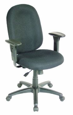 Task office chair - Pin it :-) Follow us :-)) AzOfficechairs.com is your Office chair Gallery ;) CLICK IMAGE TWICE for Pricing and Info :) SEE A LARGER SELECTION of  task  office chair at http://azofficechairs.com/category/office-chair-categories/task-office-chair/ - office, office chair, home office chair - EQA Home Vantage Series Black Fabric Task Chair with Tilter and Arms « AZofficechairs.com