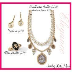 """""""lia sophia Southern Belle"""" www.liasophia.com/andreajang"""