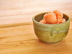 Salted Watermelon Sorbet