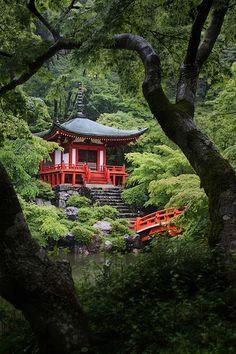 Japan - Kyoto - Temple japonais