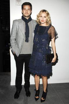 Diane Kruger in Chloe - With Joshua Jackson.