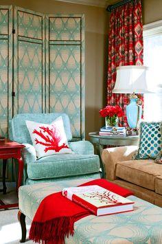 Great drapes!