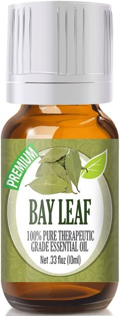 Bay 100% Pure, Best Therapeutic Grade Essential Oil - 10ml * Hurry! Check out this great product : aromatherapy oils