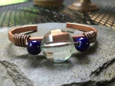Gameday Bracelet by HammerandWire on Etsy