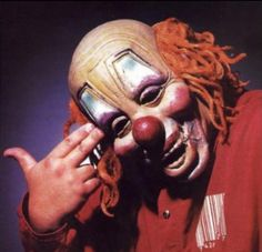 Shawn Crahan - Slipknot #Clown