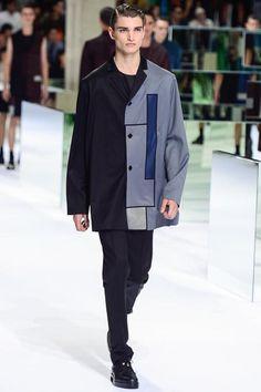 Dior Homme - Spring 2014 Menswear