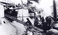 Unrestricted Submarine Warfare - History Learning Site