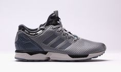 "adidas Originals ZX Flux NPS ""Light Onix"""