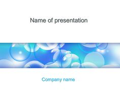 Powerpoint templates free business powerpoint template download liquid bubbles powerpoint theme this beautiful and creative powerpoint theme will be a great choice toneelgroepblik Image collections