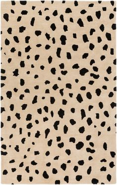 Shop the Rug - Color: Beige, Black; Size: x by Artistic Weavers. Made from Wool in India. This Hand Tufted Beige, Black rug has a pile_height, perfect for a soft yet durable addition to your home. Et Wallpaper, Animal Print Wallpaper, Cute Patterns Wallpaper, Iphone Background Wallpaper, Animal Print Rug, Cheetah Wallpaper, Iphone Background Vintage, Pastel Iphone Wallpaper, Beige Wallpaper