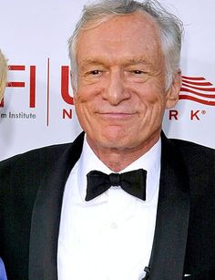 Hugh Marston Hefner is an American adult magazine publisher, businessman, and a well-known playboy http://hollywoodmeasurements.com/actor/Hugh-Hefner-height-weight-body-measurements/