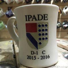 #Dovanaml #tazas #personalizadas #ipade #diseño #logo #metepec #amantesdelcafé