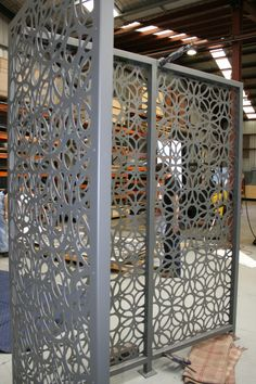 For entry area.  Decorative Screens, Laser Cut Screens, Custom Screens, Designer, Corten, Melbourne