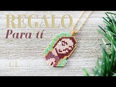 Pony Bead Patterns, Peyote Patterns, Beading Patterns, Bead Jewellery, Seed Bead Jewelry, Beaded Jewelry, Tiny Stud Earrings, Diy Earrings, Crochet Earrings