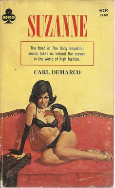 Author: Carl Demarco Publisher: Midwood 33-768 Year: 1967 Print: 1 Cover Price: $0.6 Condition: Very Good Genre: Adult Fiction