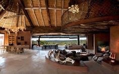 Unusal South African mansion